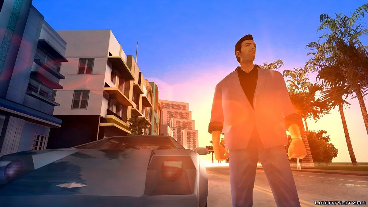 ���������� Starter Save ��� GTA Vice City