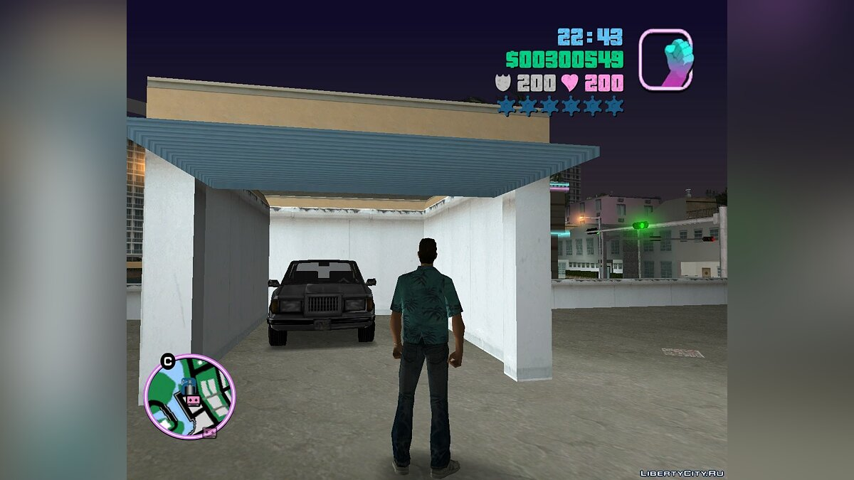 ���������� Unique save 2015 ��� GTA Vice City