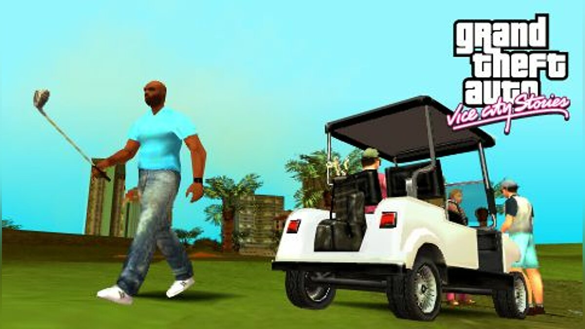 ���������� ���������� 52% PSP ��� GTA Vice City Stories