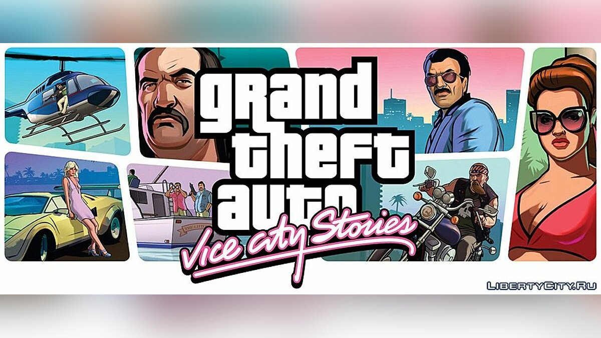 GTA Vice City Stories Radio for GTA Vice City ��� GTA Vice City (iOS, Android)