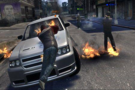 Мультиплеер GTA 4