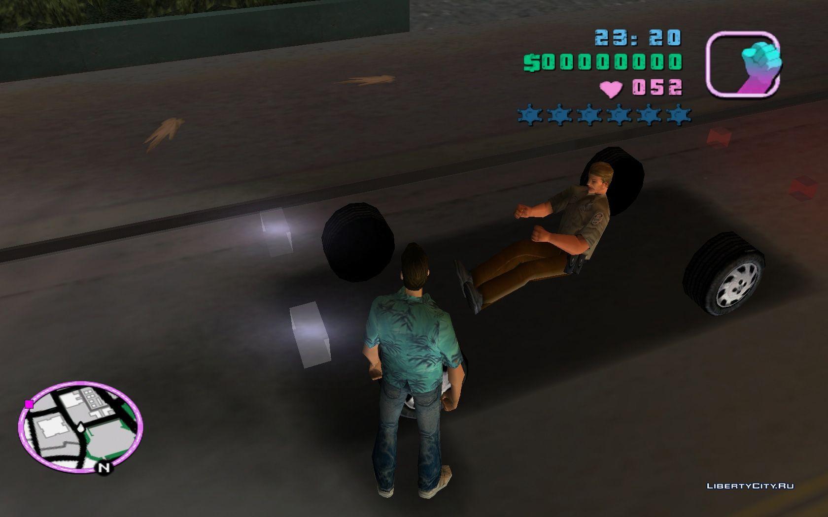 Коды (читы) на GTA: Vice City — GTA com ua