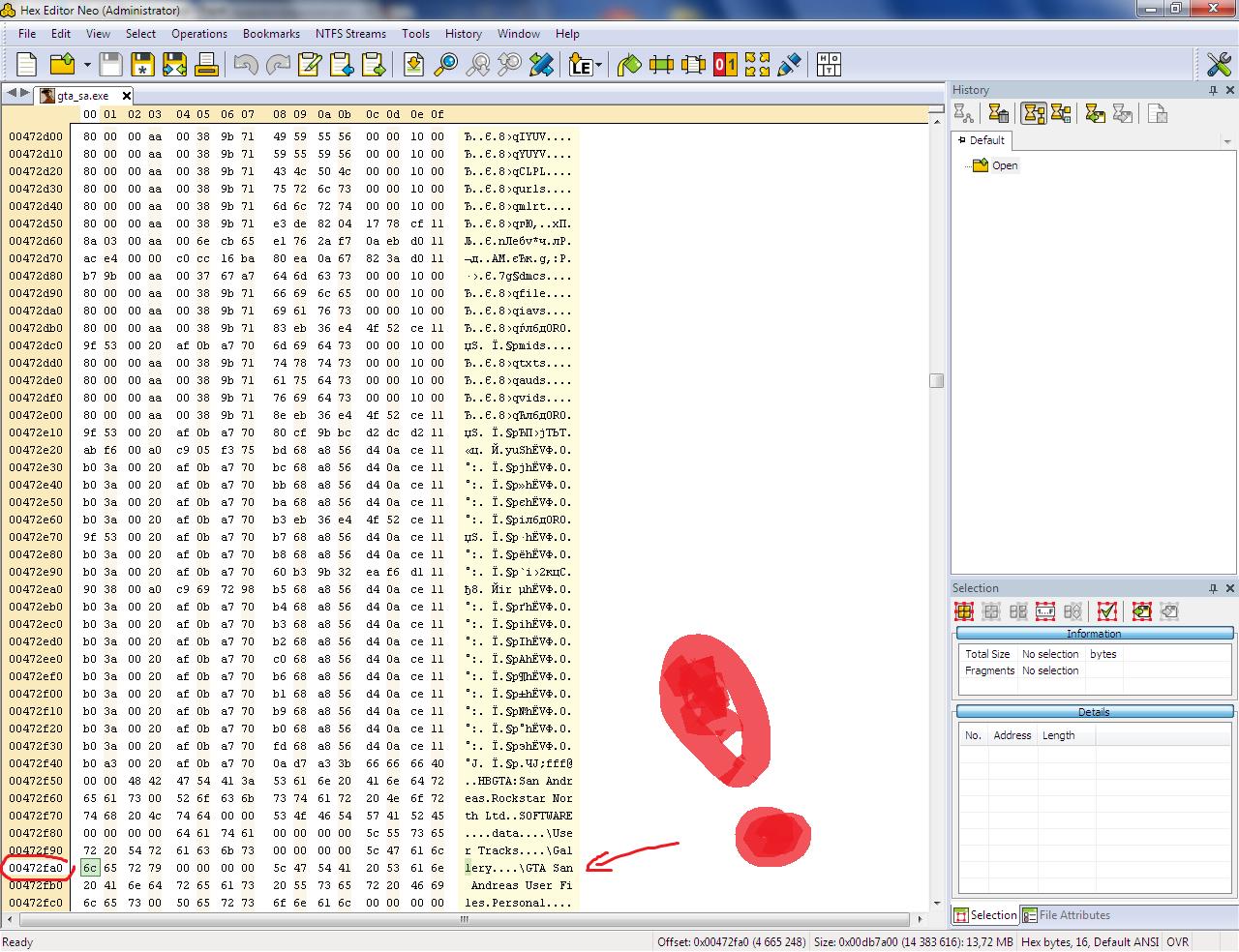 Папка gta 3 - Мой файлы 2013