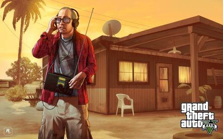 Радио и музыка в GTA 5