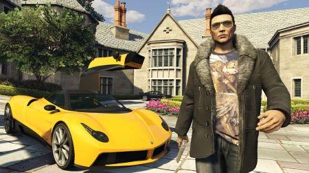 В GTA Online добавят люксовые автомобили и предметы роскоши